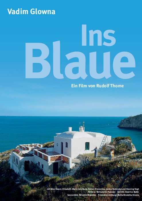 Ins Blaue (Poster)