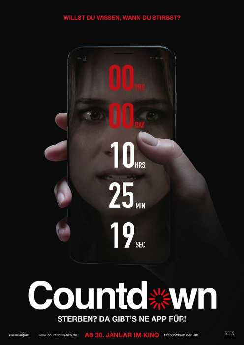 Countdown (2019) (Poster)
