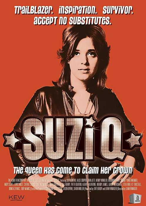 Suzie Q (Poster)