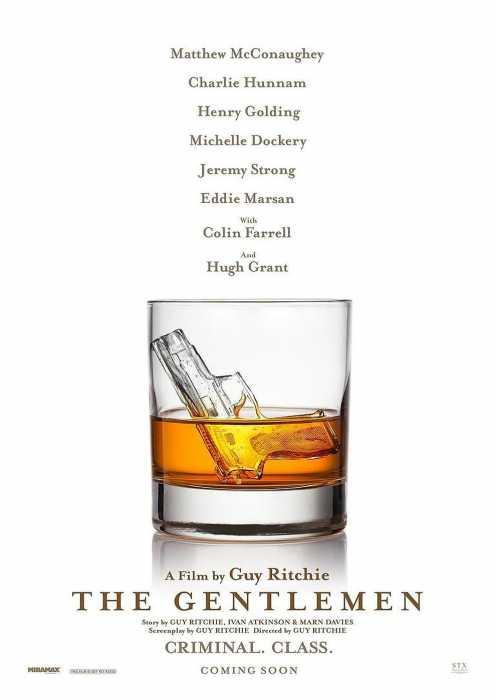 The Gentlemen (Poster)