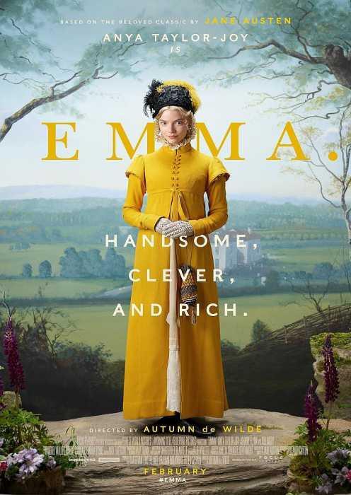 Emma (2020) (Poster)