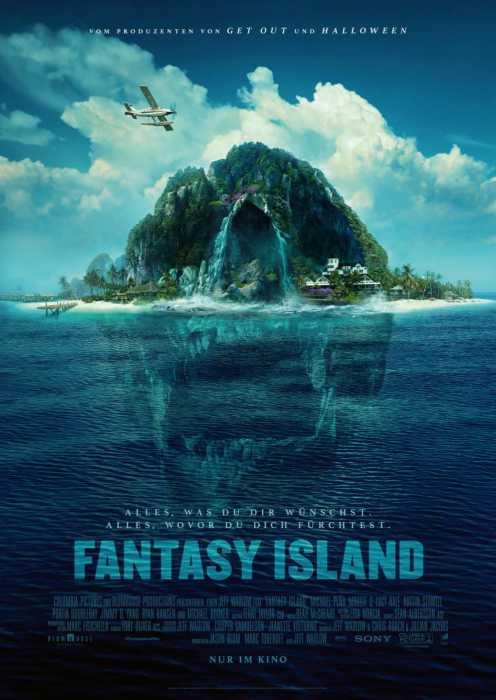 Fantasy Island (Poster)
