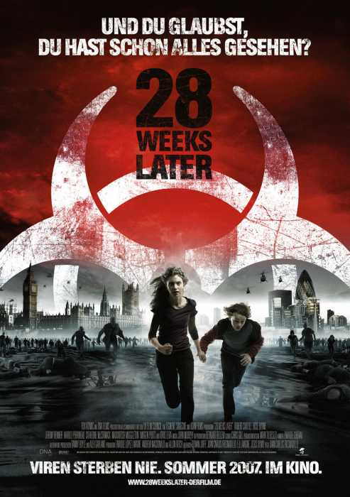 28 Weeks Later (Poster)