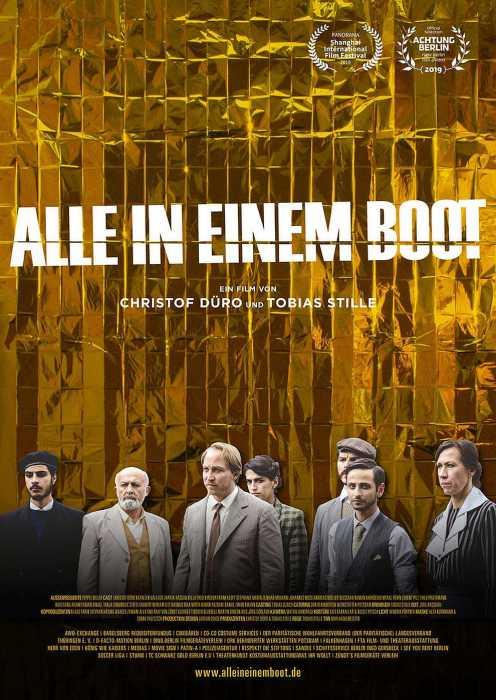 Alle in einem Boot (Poster)
