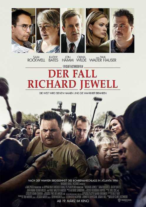 Der Fall Richard Jewell (Poster)