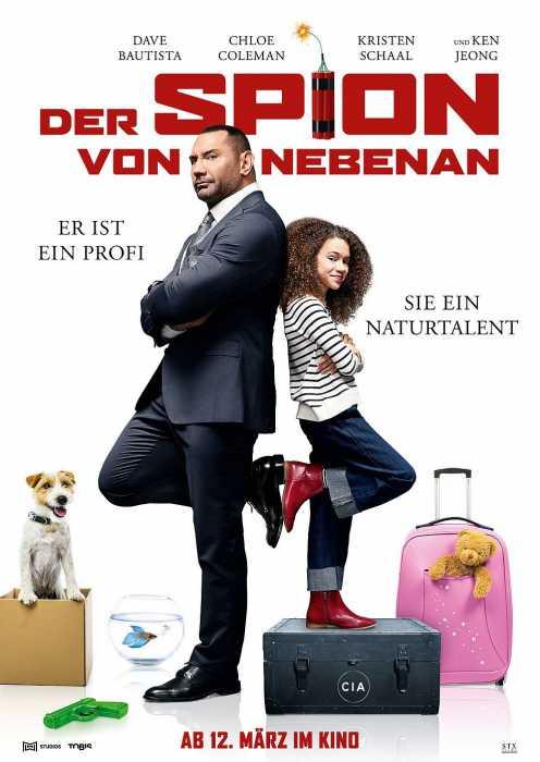 Der Spion von nebenan (Poster)