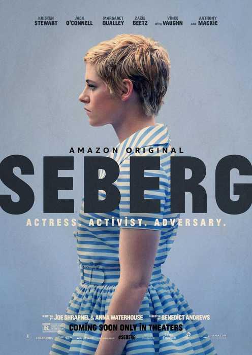 Jean Seberg - Against all Enemies (Poster)