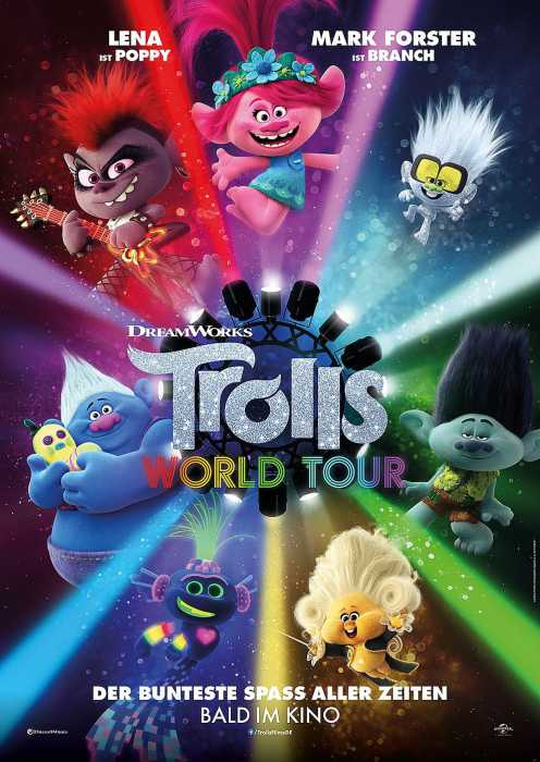 Trolls World Tour (Poster)