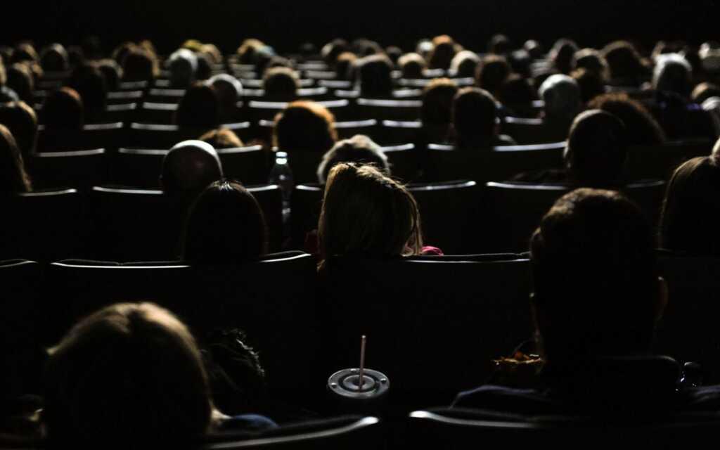 Leeres Kino