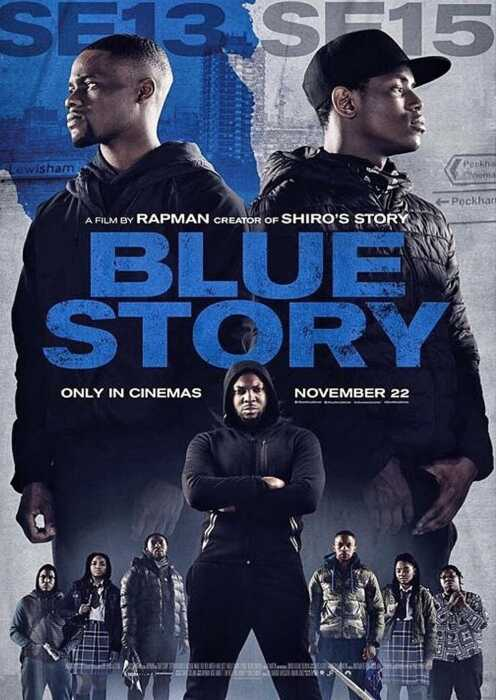 Blue Story (Poster)