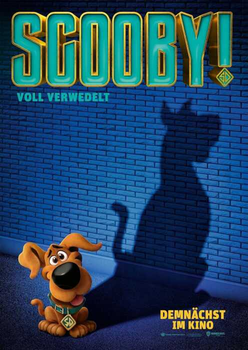 Scooby! (Poster)