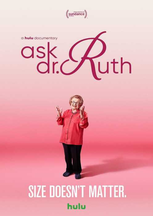Ask Dr. Ruth (Poster)