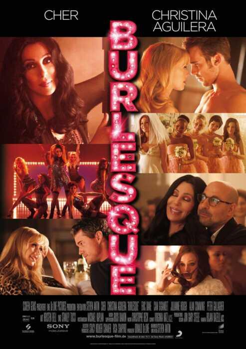 Burlesque (Poster)