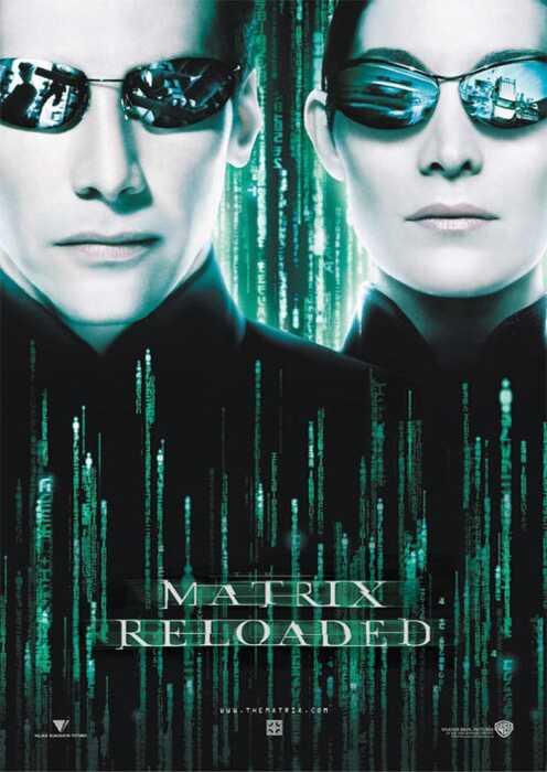 Matrix Reloaded (Poster)
