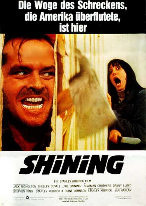 Shining - Extended Version (Poster)