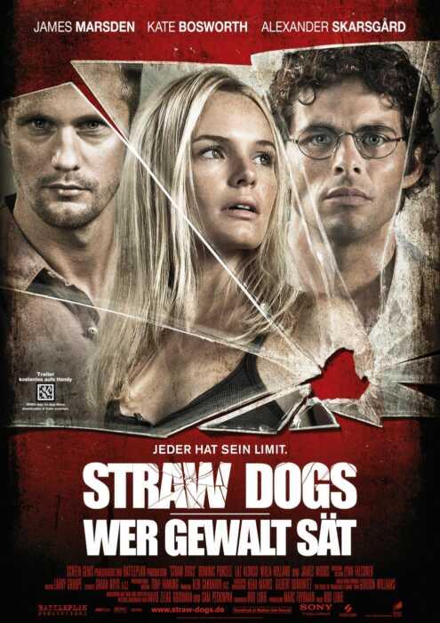Straw Dogs - Wer Gewalt sät (Poster)
