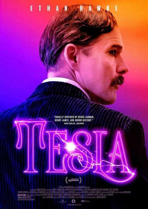 Tesla (Poster)