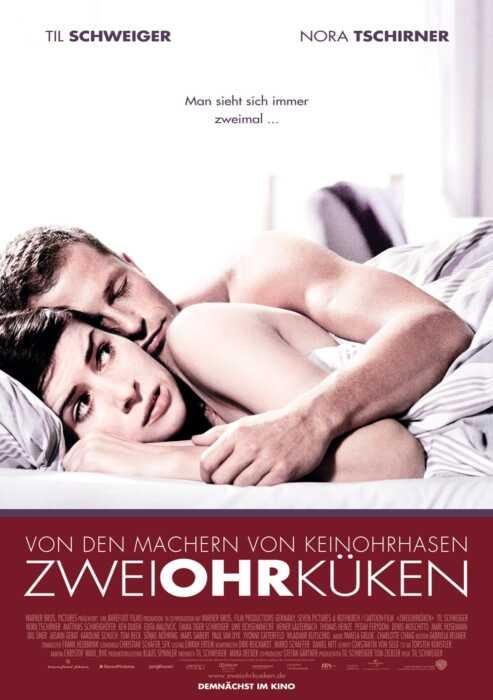 Zweiohrküken (Poster)