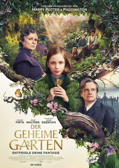 Der geheime Garten (Poster)