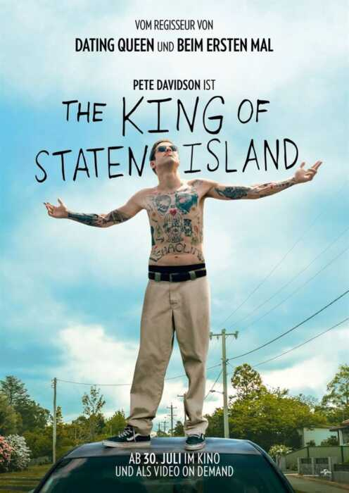 The King of Staten Island (Poster)