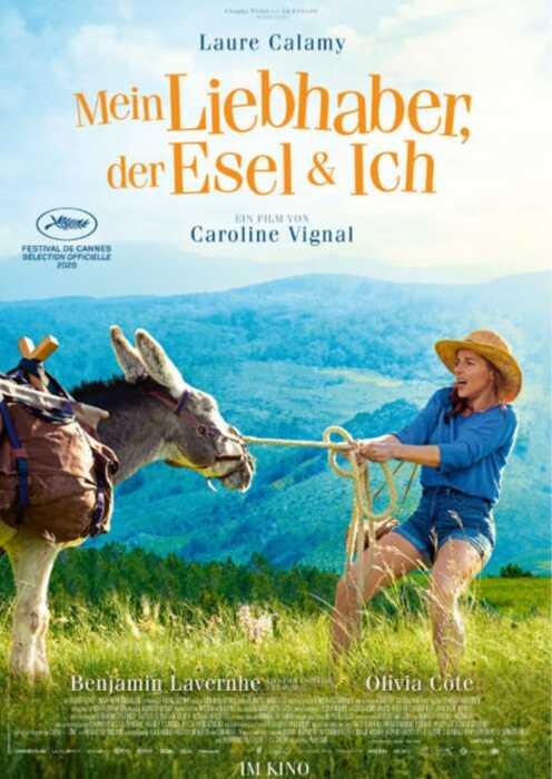 Mein Liebhaber, der Esel & Ich (Poster)