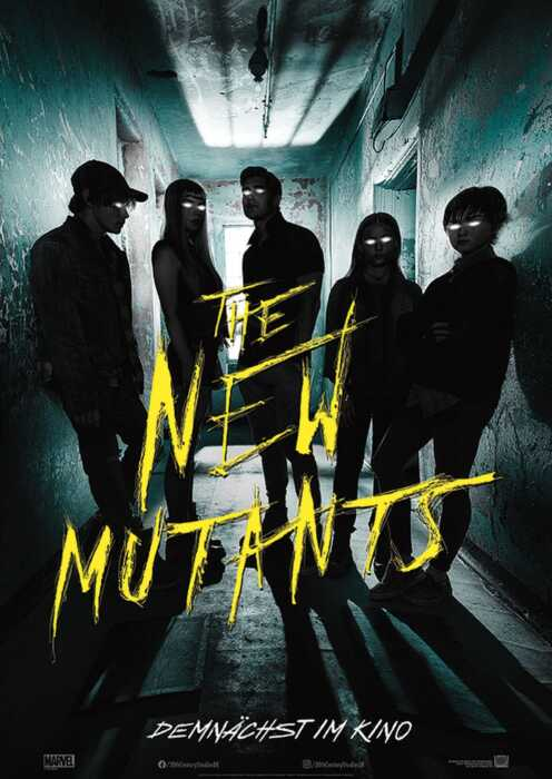 The New Mutants (Poster)
