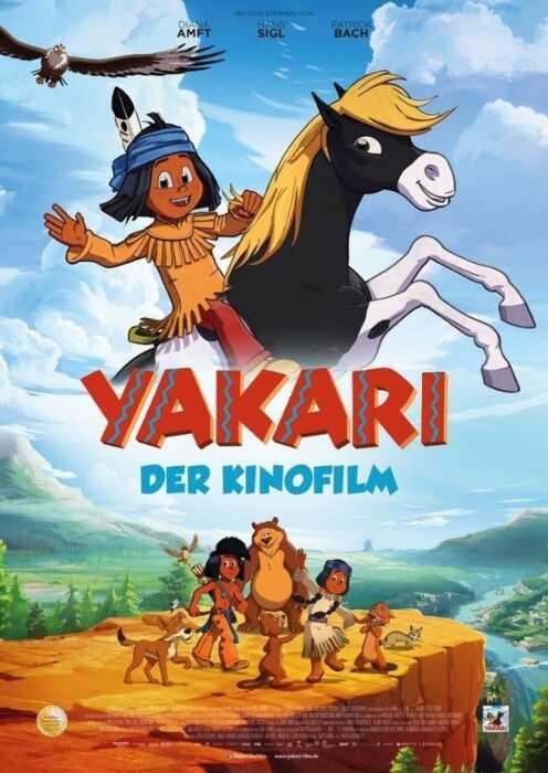 Yakari - Der Kinofilm (Poster)