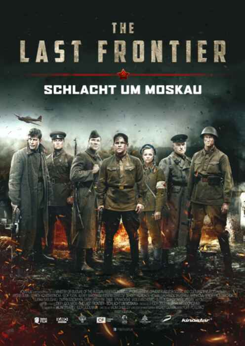 The Last Frontier (Poster)
