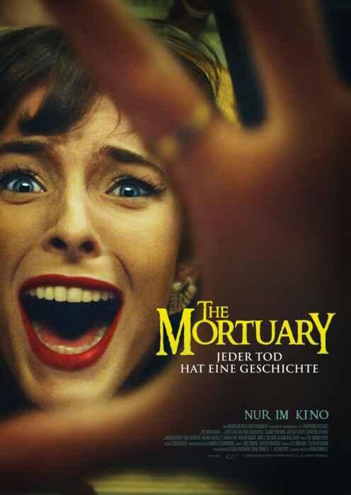 The Mortuary - Jeder Tod hat eine Geschichte (Poster)