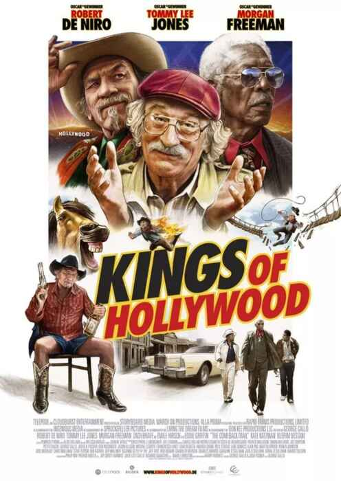 Kings Of Hollywood (Poster)
