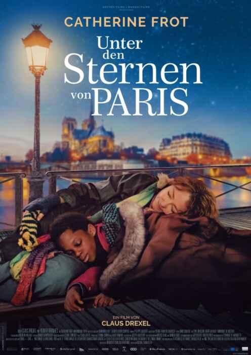 Unter den Sternen von Paris (Poster)