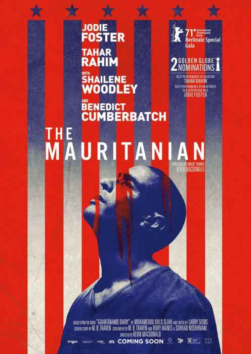 Der Mauretanier (Poster)