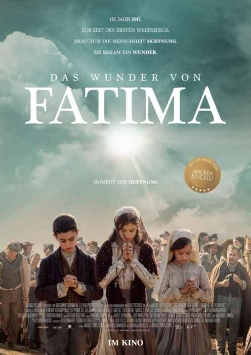 Das Wunder von Fatima - Moment der Hoffnung (Poster)