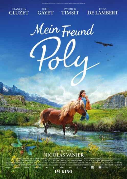 Mein Freund Poly (Poster)