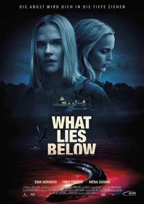 What lies below (Poster)