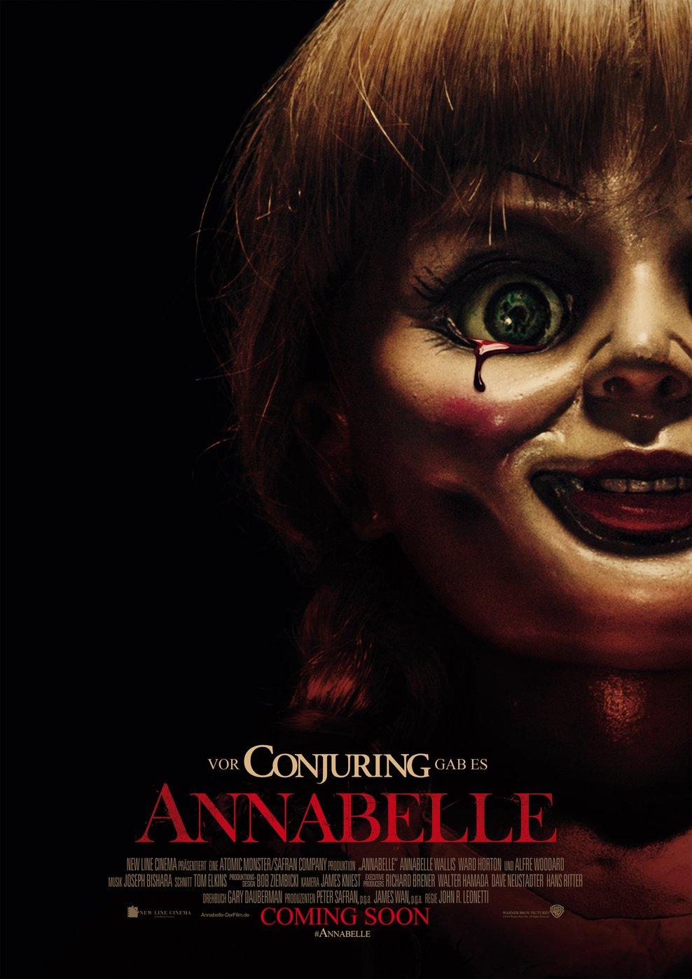 Annabelle (Poster)