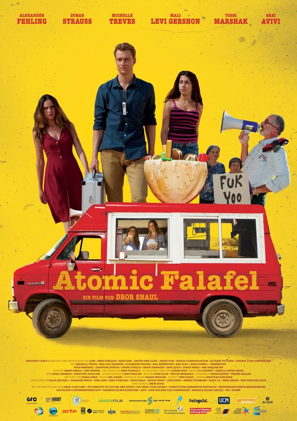 Atomic Falafel (Poster)