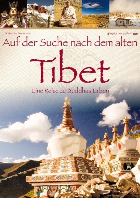 Auf der Suche nach dem alten Tibet (Poster)