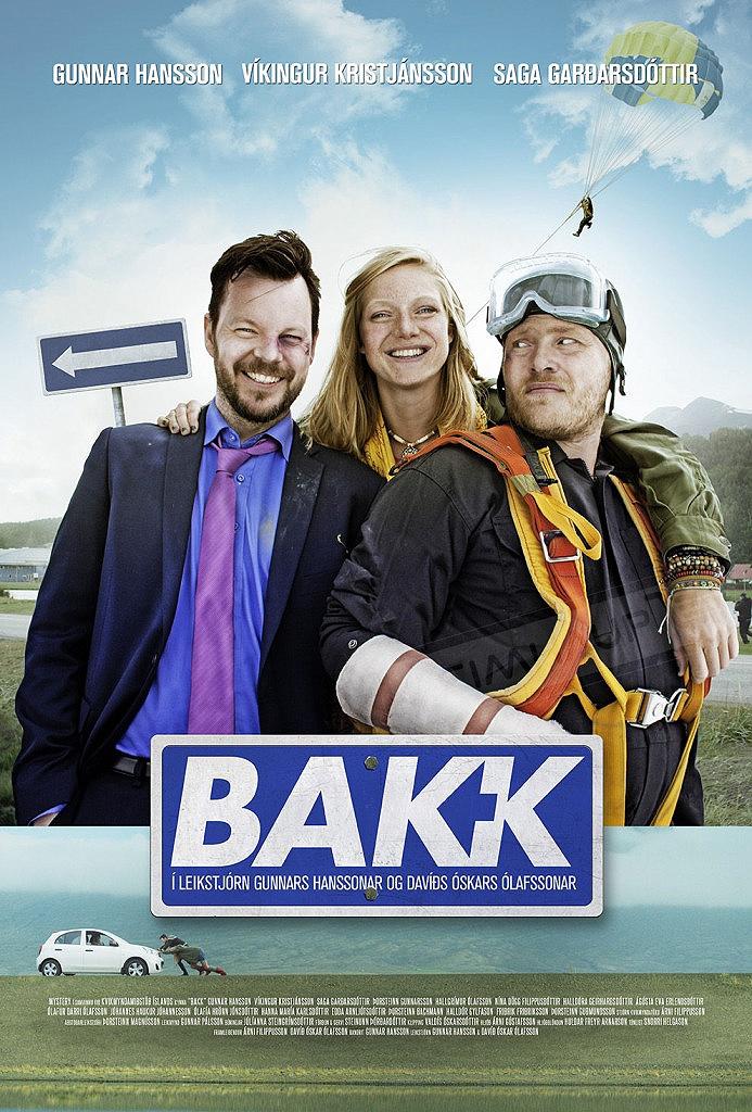 Bakk - Rückwärts (Poster)