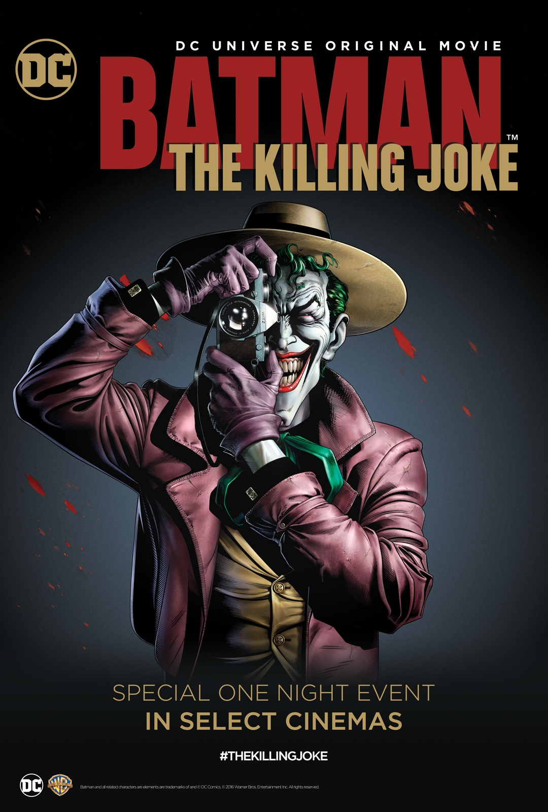 Batman: The Killing Joke (Poster)