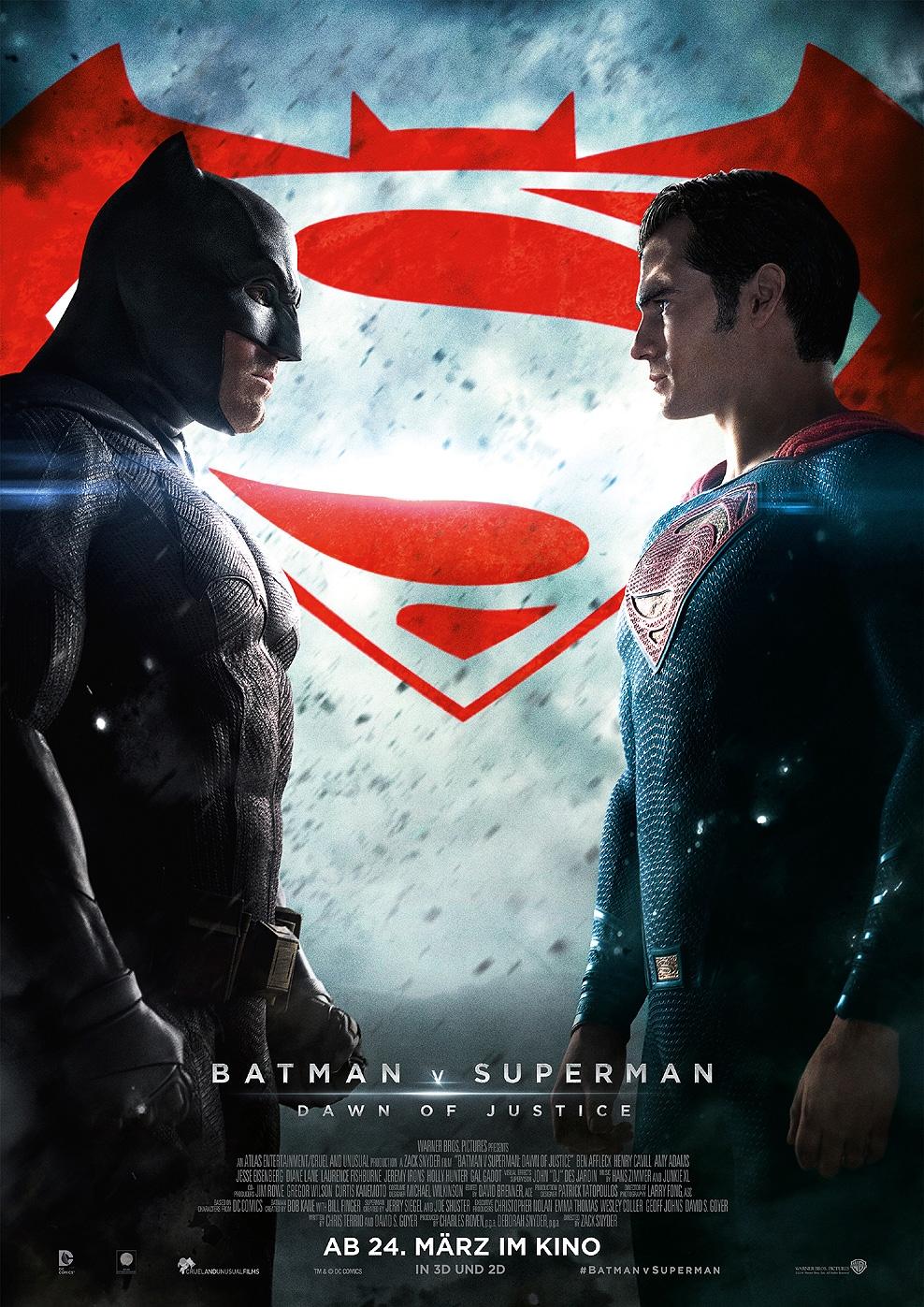Batman v Superman: Dawn of Justice (Poster)