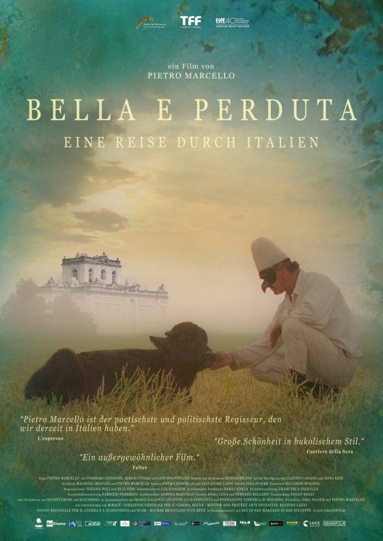 Bella e perduta - Eine Reise durch Italien (Poster)