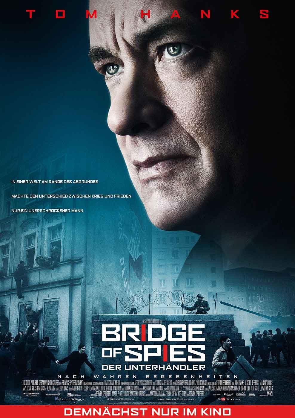 Bridge of Spies - Der Unterhändler (Poster)