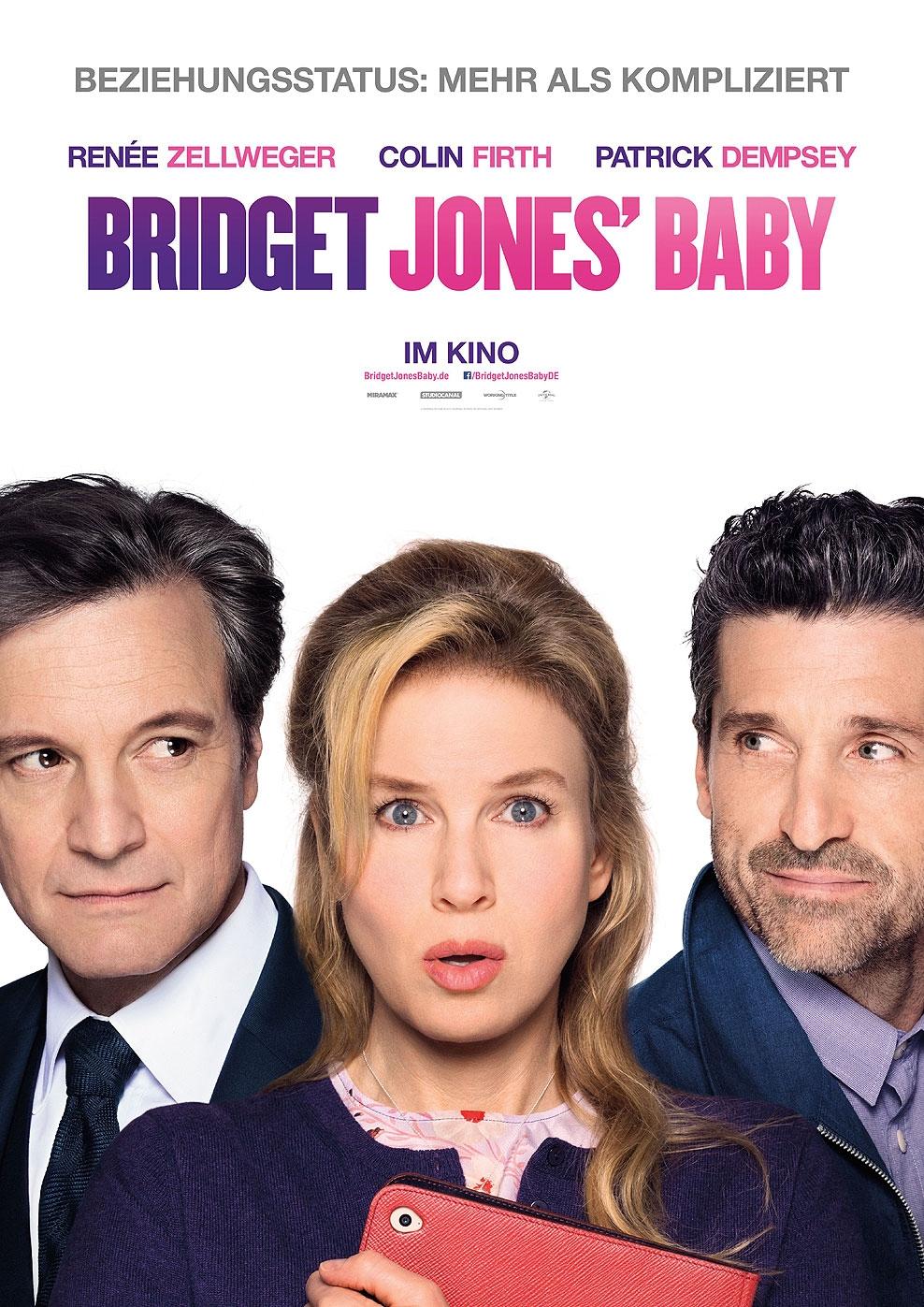 Bridget Jones' Baby (Poster)