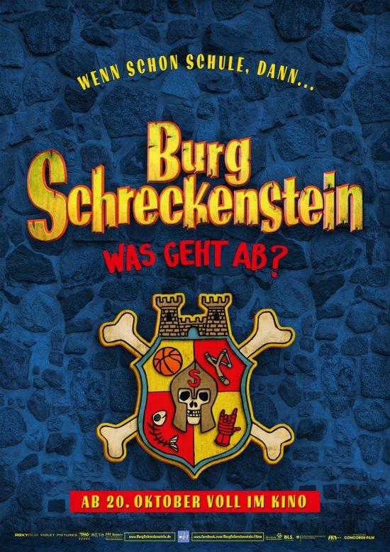 Burg Schreckenstein (Poster)
