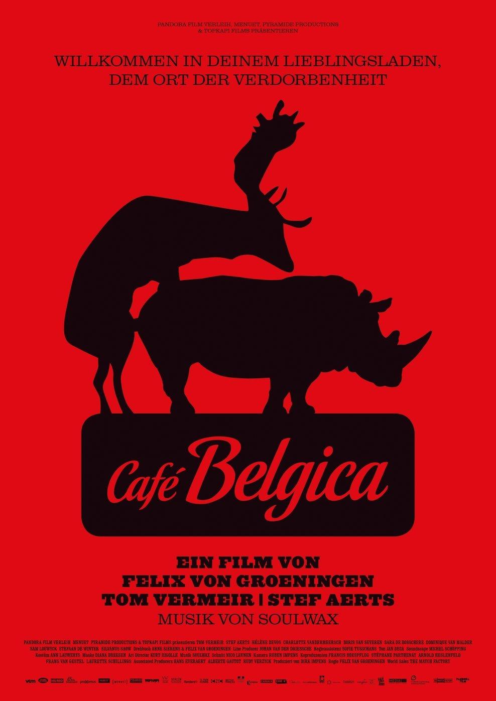 Café Belgica (Poster)
