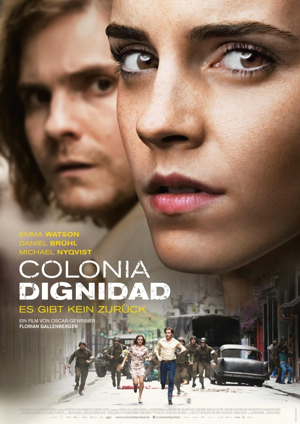 Colonia Dignidad - Es gibt kein Zurück (Poster)