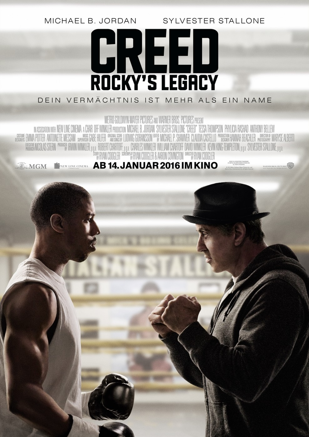 Creed - Rocky's Legacy (Poster)