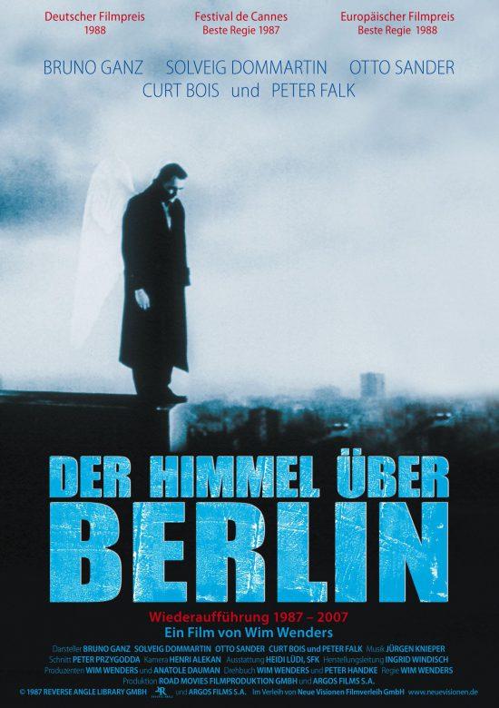 Der Himmel über Berlin (Poster)