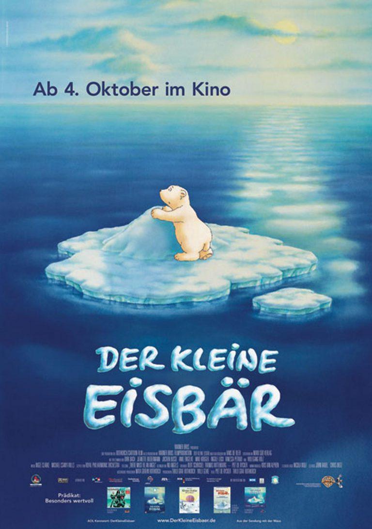 Der kleine Eisbär (Poster)